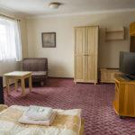 Penzion U Candrů - pokoj 1