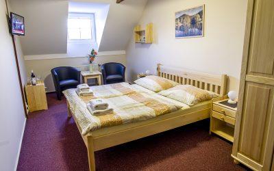 Penzion U Candrů - pokoj 2